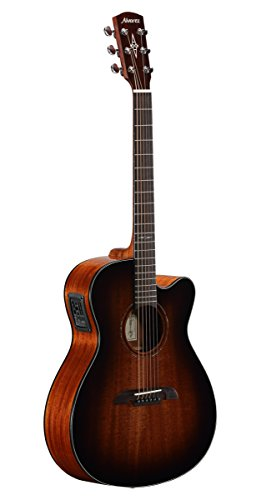 Alvarez AF66CESHB Artist Series Guitar (Alvarez Acoustic Electric Guitar)