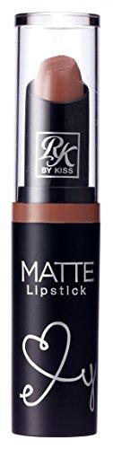 Kiss Ruby Kisses Matte Lipstick Brown Sugar (3ml)