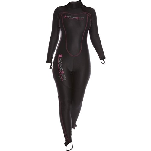 Sharkskin Ladies Chillproof Back Zip Full Suit