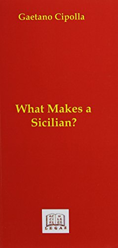 What Makes a Sicilian?