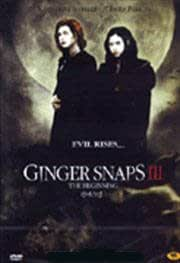 Amazon.com: Ginger Snaps Back: The Beginning: Katharine ...