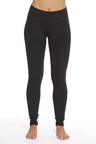 Just Love 401573-BLK-L Yoga Pants for Women Black