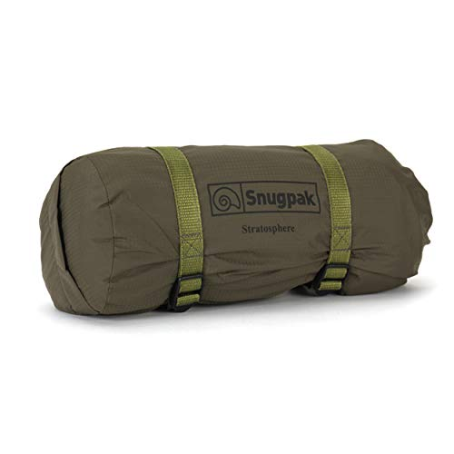 Snugpak Stratosphere 1 Person Bivvi Tent, Waterproof, Olive