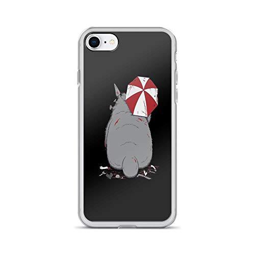 iPhone 7 Case iPhone 8 Case Clear Anti-Scratch