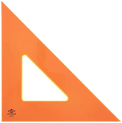 (Alvin FT450-8 8 inch Fluorescent Triangle 45/90)