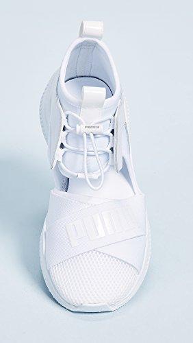 PUMA White US Fenty Drizzle White 5 B Avid Women's 8 rAxF5qr