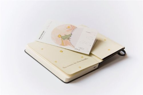 Amazon.com: Moleskine Le Petit Prince Plain Pocket (Moleskine ...