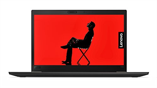 "Lenovo 20L70023US 14"" ThinkPad T480s Touchscreen LCD Notebook Intel Core i7 (8th Gen) i7-8550U Quad-core (4 Core) 1.8GHz 8GB DDR4 SDRAM 256GB SSD Windows 10 Pro 64-bit Black"