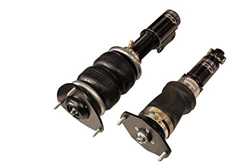 D2 Air Suspension Air Struts Fits 2008+ Subaru Impreza WRX - D-SU-07-ART