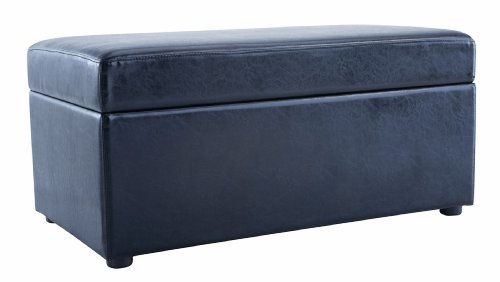 - Cohesion Gaming Storage And Furniture Ottoman (Black)