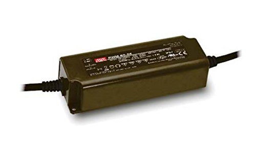 MEAN WELL PWM-60-12 60 W PWM Output 5 A 12 Vdc Output Max Constant Voltage LED Power Supply - 1 item(s)