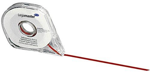 Legamaster 4332 02 Bande s/éparation 2,5 mm x 16 m Rouge