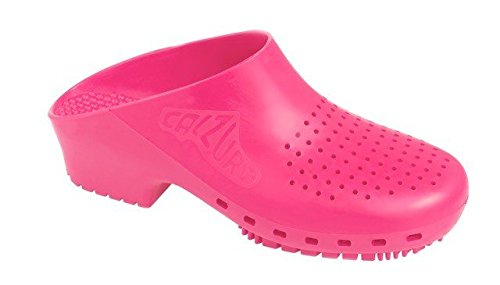 Calzuro Hot Pink with Upper Ventilation Holes - 37/38 US Women's 8.0-8.5 /
