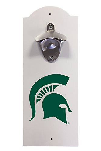 Michigan State Spartans Wall Mounted Bottle ()