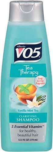(VO5 Shampoo Tea Therapy Vanilla Mint 12.5oz)