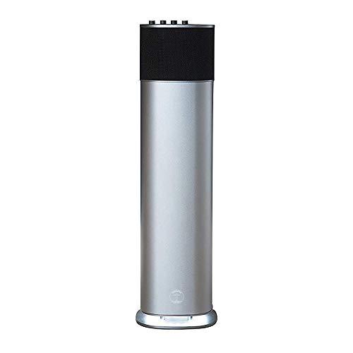 200W Bluetooth Speaker, ABRAMTEK E500 High Power Wireless Portable Speaker - Space Gray (Digital Processing Equalizer)