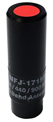 [해외]MFJ-1719S Midget Duck 1 Stubby Antenna 1444409001200 MHz SMA Connector / MFJ-1719S Midget Duck 1 Stubby Antenna 1444409001200 MHz, SMA Connector