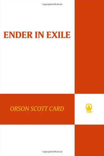 Book cover for Ender in Exile