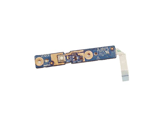 Dell XPS 14z L412z Power Button Board with Cable LS-7453P GNJY1