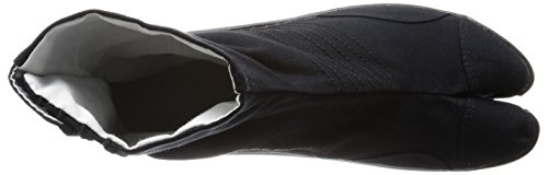 Chaussures de Ninja Air Semi-Montantes 3 Jikatabi (Air Jog) 6 Clips Importe du Japon (Marugo) Noir YQm3f134x4