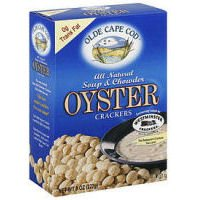 Westminster Cracker Company Crackers, Oyster, Trans Ff, 8 Ounce (Pack of -