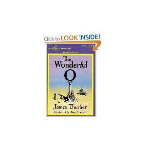 The Wonderful O. by James Thurber