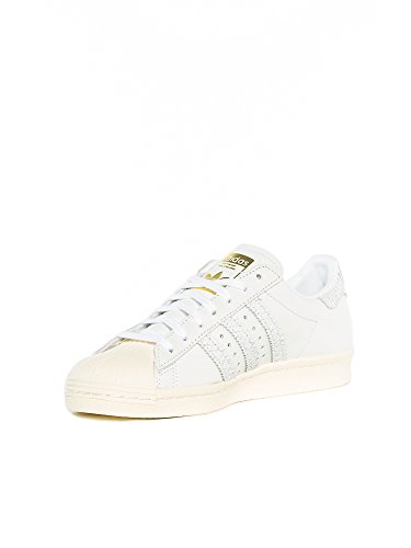 Superstar Various Blacre Sneakers Women's Low Supcol adidas Supcol Top 80s Colours FWHc5vyqv