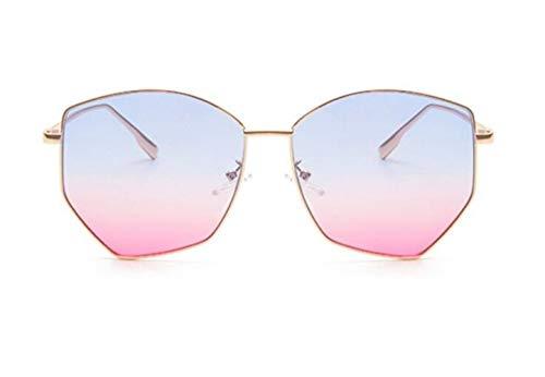 cadre UV400 des de pêche de conduisant Mode lunettes FlowerKui de grandes soleil Pink de Protection unisexe lunettes X8wyx7z