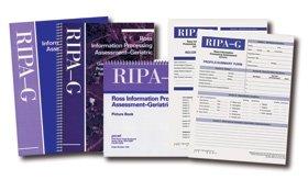 AliMed 80424 Ripa-G Profile/Summary Forms