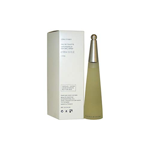 L'eau D'issey by Issey Miyake Pour Homme 4.2 oz / 125 ml (Tester) no cap ()