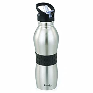 Pigeon-Playboy Sport Water Bottle, 700ml (Color May Vary)