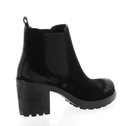 Boots Noir Cuir Pao Noir Boots Velours Velours Cuir Pao Pao qdd1Ev