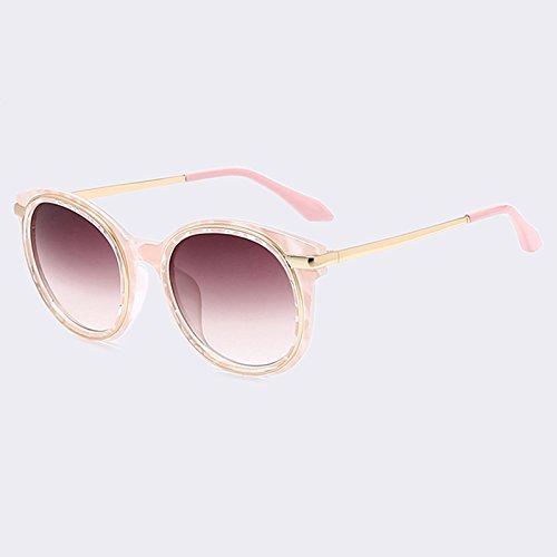 C02 moda TIANLIANG04 aleación Gafas espejo fuzzy classic C05 oval piernas de para las lentes en femeninas gafas qT1XwTZ