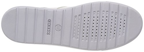 Geox Breeda - D822qd0bckyc0007 Bianco-argento
