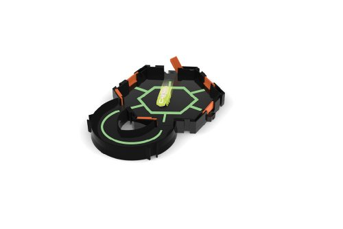 Hexbug Nano Glows in the Dark Starter Set (Hex Bugs Glow In The Dark)