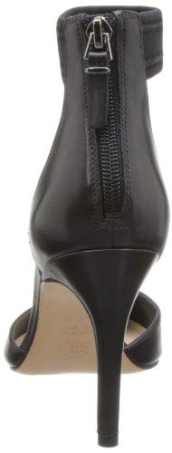 Via Spiga Ife Mujer Negro Piel Tacones Zapatos EU 39