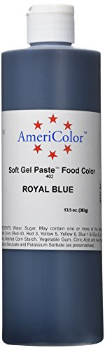 Americolor Paste Color 13 5 Ounce Royal product image