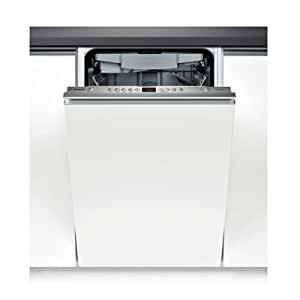 Bosch SPV58M10EU Totalmente integrado 10espacios A+ lavavajilla - Lavavajillas (Totalmente integrado, Acero inoxidable, CE, VDE, Economía, Intensivo, Prelavado, Rápido, A+, 220 - 240 V)