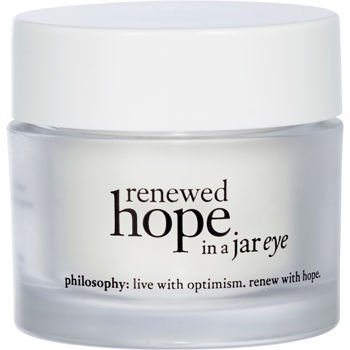 philosophy renewed hope in a jar eye refreshing & refining eye cream-0.5 fl oz (15 ml)