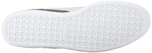 PUMA Men's Stepper Classic Sneaker,Turbulence/White,9.5 M US