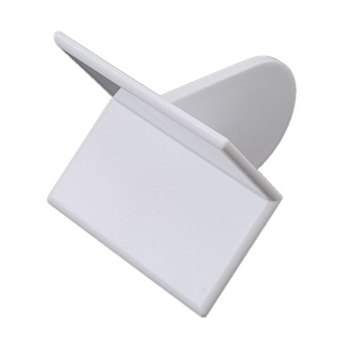 vwh-white-plastic-multilateral-cake-surface-smooth-tool-fondant-cake-mould-90-finisher