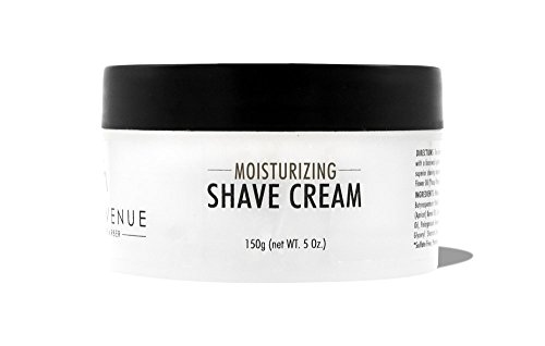 - Burke Avenue by Craig the Barber | Moisturizing Shave Cream, 5 Ounces