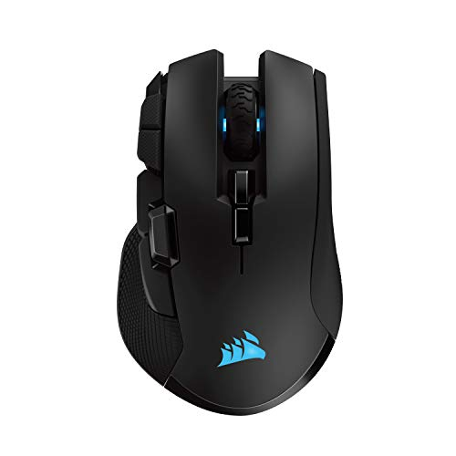 Mouse Gamer : Corsair Ironclaw Sin Cable Rgb Fps Y Moba 180