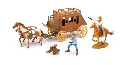 Master Toys Big Country Big Country Western Set (Stagecoach)