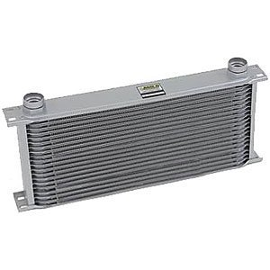 Earl's 41900ERL 19 Row Oil Cooler Core Grey by Earl's Performance