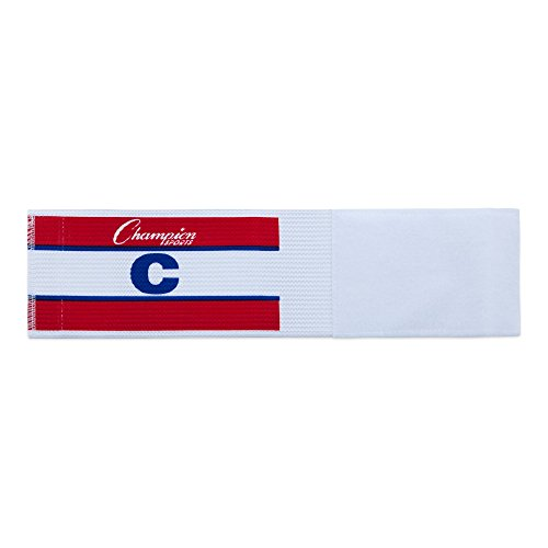 Champion Sports Official Adjustable Captain Armband ()