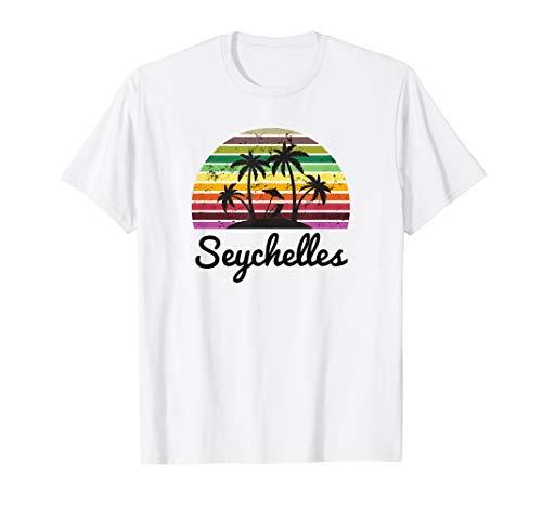 Seychelles Shirt Seychelles Holiday Gift T-Shirt ()
