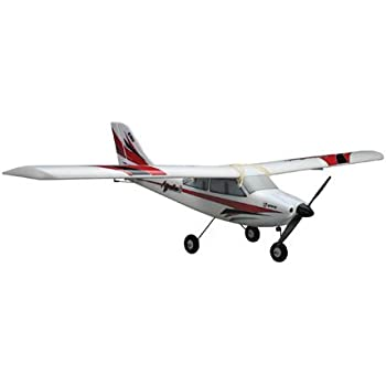E-flite Apprentice S 15e RTF Beginner RC Airplane with Safe Technology