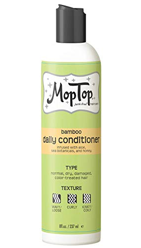 MOPTOP Daily Conditioner, 8 FZ (Best Weightless Workout Routine)