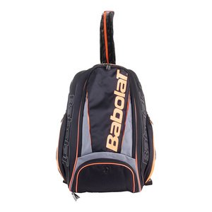 Babolat Pure Black/Fluo Red Racquet Holder Tennis Backpack (Babolat Racquet Holder)